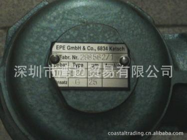 EPE GmbH 298562/1过滤器 RL-30G, PR-25 MVOP
