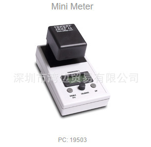 CALLBPI便携式手持光度计Mini photoMeter 19503