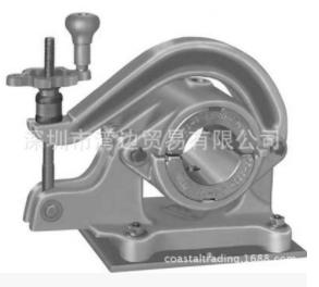 代理进口1.5寸多功能台式摩擦钳Gearench ZV35-52
