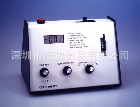 ICM 21150 数字台式比色计